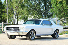 Ford Mustang Classic Car Restoration
