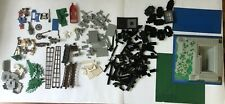 Vintage LEGO Mixed Lot Circa 1989- Pirate Island 6273 and Knights Collection