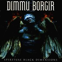 "DIMMU BORGIR ""SPIRITUAL BLACK DIMENSIONS"" CD NEW+"