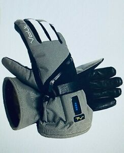 Volt Resistance Womens 7v Heated Waterproof Snow Gloves -Large-
