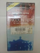 The Special Edition Close Encounters of the Third Kind (Vhs) (Brand New)