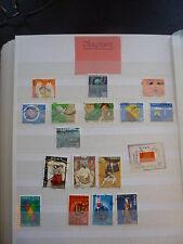 Gestempelte Briefmarken aus Japan