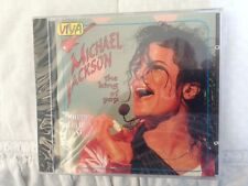 """cd Michael Jackson""""World Tour 1987""""the king of pop  SEALED-anni 80-90-2000-music"""
