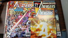 Avengers Comic lot 1998 1-84 500-503 vf-VF+ bagged