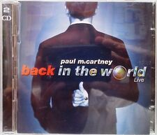 Paul McCartney - Back in the World (2 Disc Live Recording) (CD 2003)