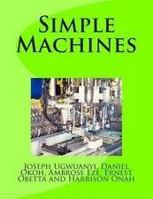 NEW Simple Machines by Joseph Ugwuanyi
