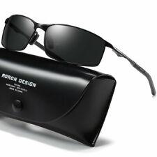 Aluminium HD Polarized Photochromic Sunglasses Men Driving Chameleon Sun Glasses
