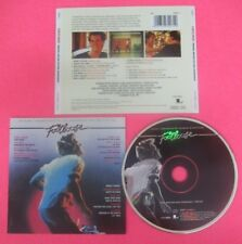 CD SOUNDTRACK FOOTLOOSE KENNY LOGGINS BONNIE TYLER HAGAR 1999 EUROPE  (OST5)