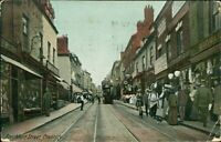 COVENTRY Smithford Street Tram 1908 Kitty Haigh, St Paul St Huddersfield AH.1656