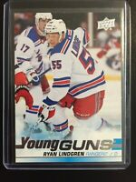 2019-20 Upper Deck Young Guns Ryan Lindgren #459