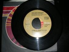 "Disco 45 Vicki Sue Robinson ""Turn The Beat Around/ Lack Of Respect"" RCA 1976 VG+"