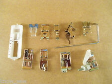 11pc PRESSER FOOT SET 5011L for LOW SHANK SNAPMATIC KENMORE SINGER BROTHER ELNA