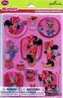 "Disney Hallmark""MINNIE and DAISY""Epoxy Scrapbooking Stickers x (2 sheets)D55"