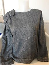 Ladies Tu top size 14. Sparkly with shoulder detail