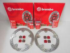 Brembo Bremsscheiben Bremse vorne komplett + Bremsbeläge BMW S 1000 R RR + ABS