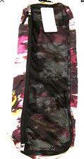NWT Lululemon Drishti Yoga Mat Tote Bag in Pigment Wind Berry Rumble Multi Print