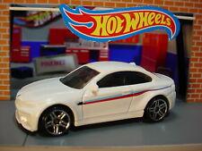 2016 BMW M2 ☆ white ;red/blue stripes; pr5 ☆FACTORY FRESH☆2019 Hot Wheels
