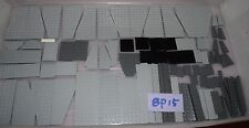 Lego BASEPLATES bulk lot 100 pieces. ACTUAL PICTURES. FAST SHIPPING!! (BP 15)