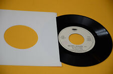 "MICHAEL JACKSON 7"" IN THE CLOSET ORIG ITALY PROMO EX"