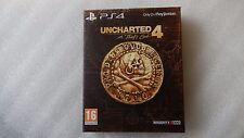 Uncharted 4: A Thief's End PS4 Special Edition for Sony PlayStation 4