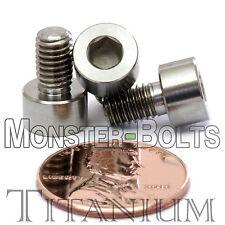 5mm x 0.80 x 8mm - TITANIUM SOCKET HEAD CAP Screw - DIN 912 Grade 5 Ti M5 Hex