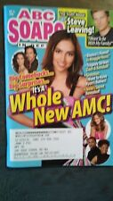 LOT OF 1 ABC SOAPS IN DEPTH BACK ISSUE 10/06/2008 MAGAZINE