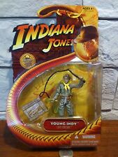 INDIANA JONES - YOUNG INDY - ULTIMA CRUZADA - JOVEN INDIANA - HASBRO FIGURA -