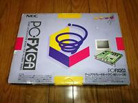 NEC FX FXGA x PC  PC-FX LIKE NEW