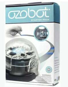 NEW Ozbot Bit Coding Robot Starter Pack - Cool Blue