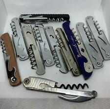 11 Corkscrews Mixed Lot Tools