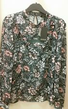 NEW Basque Enchanted forest blouse, size 12 RRP$89.95