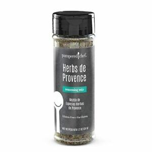 Pampered Chef HERBS DE PROVENCE Seasoning Mix 1.2oz Gluten-Free Salt-Free  USA
