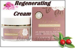 Be Rose Regenerating Face Cream with Q10 Nutrition & Hydration of the Skin 50 ml