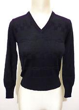 CULT VINTAGE '70 Maglione Maglia Donna Acrlico Woman Sweater Sz.XS - 38