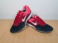 Nike Pegasus 30 Trainers Size UK 9 EUR 44 Red Grey Good Condition