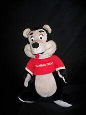 "Vintage Hamm'S Beer 20"" Plush Stuffed Toy Bear By Americo"