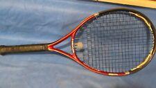 """HEAD FOUR STAR Tennis Racquet Racket STRUNG 4-3/8"""" grip"""