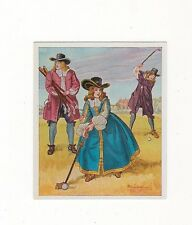11/611 Collection image Custom Sport Golf Game (age 1650-1690)