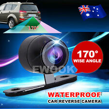 Car Rear View Back Reversing Backup Parking Camera Waterproof Wide Angle 170° AU
