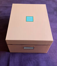 Kate Spade New York Medium Storage Nesting Box NEON BLUSH New
