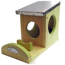 Esschert Design Eichhörnchen Erdnussbutter-Futterhaus WA28 Futterstation