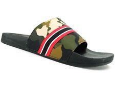 INC International Concepts Men's Gemini Open Toe Sandals Camo Size 7 M