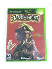 Microsoft XBOX JADE EMPIRE LIMITED EDITION 2005 BiOWARE RPG Video Game NO MANUAL