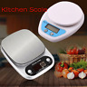 5/ 10kg Kitchen Scales Food Baking Weight Digital LCD Electronic Weighing Scale/