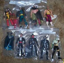 1994 Kenner The Shadow 9 Action figure Collection Lot Rare HTF