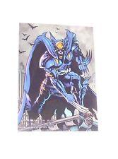 1996 DARK CLAW MARVEL VS DC AMALGAM PREVIEW PROMO CARD WOLVERINE BATMAN!!