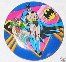 Batman & Robin Pin #2