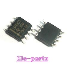 1000 PCS LM2903DR SMD LM2903D LM2903 2903 COMPARATORS new FREE Registered Mail