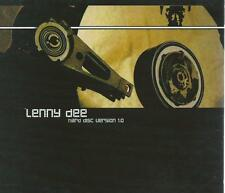CD album LENNY DEE - HARD DISC VERSION 1.0 DANCE