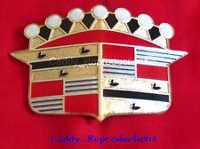 1952 Cadillac Hood Crest Emblem Ornament 52